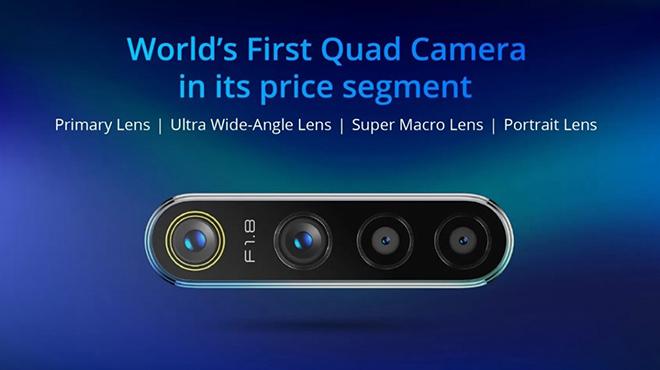 Thiết kế và thông số kỹ thuật chính của Realme 5, 5 Pro được tiết lộ - 1