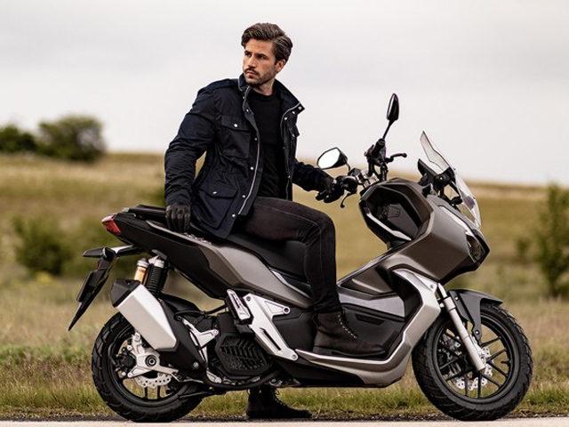 Honda ADV 300 lộ diện, khuấy động phân khúc xe maxi-scooter