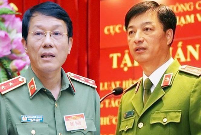 Nóng 24h qua: 2 tướng được bổ nhiệm làm Thứ trưởng Bộ Công an - 1