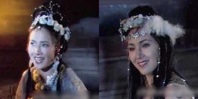 Kiểu tóc của nhân vật bị thay đổi chỉ sau một tích tắc.