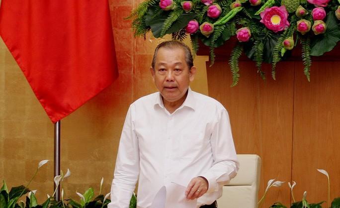 Phó Thủ tướng: Không để xảy ra tình trạng giành giật phi công trong nước - 1