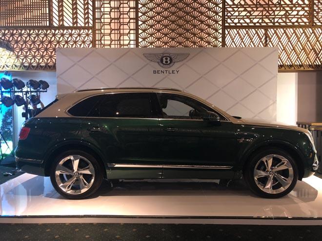 Bentley lần thứ 3 đồng hành cùng diễn đàn kinh doanh 2019 tại Việt Nam - 2