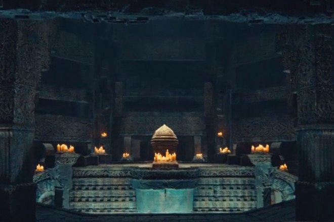 Bí mật khó tin về những ngọn đèn vĩnh cửu trong cổ mộ - 1