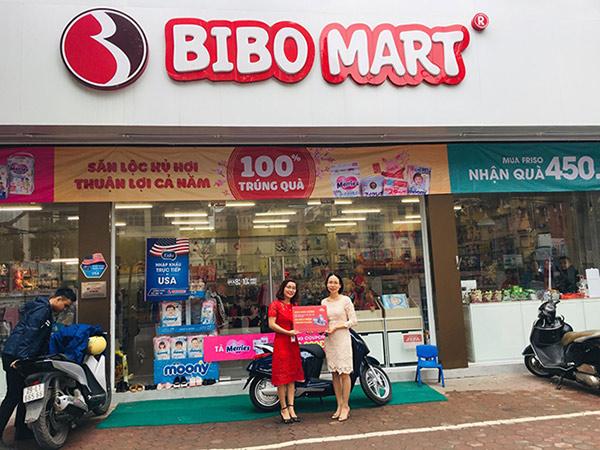 Bibo Mart vinh dự là hệ thống siêu thị Mẹ và Bé được tin yêu nhất tại Việt Nam - 1
