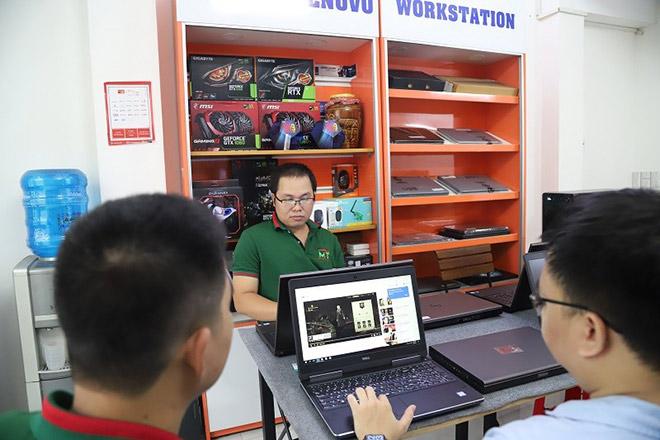 Chọn laptop cho sinh viên ngành đồ hoạ, kỹ thuật điện cơ khí tốt nhất - 1