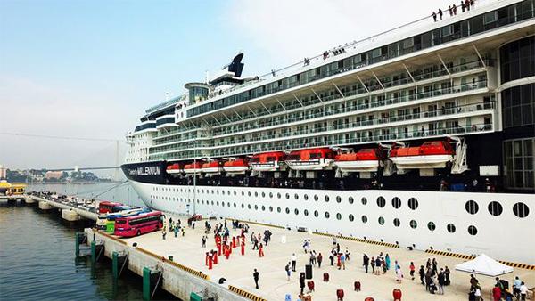 Nắm bắt cơ hội kinh doanh mùa tàu biển - 1