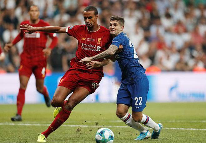 Liverpool - Chelsea: Rượt đuổi 4 bàn cân não & loạt luân lưu định mệnh (Siêu cúp châu Âu) - 1