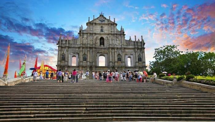 Macau không chỉ có casino mà còn nhiều điểm đến không thể bỏ qua này - 1