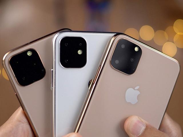 Bất ngờ với tên gọi iPhone 2019 không như các suy đoán