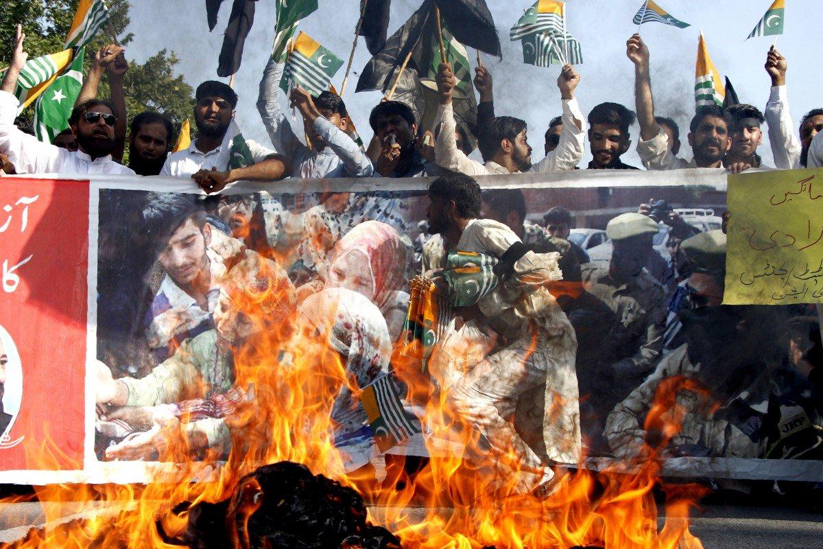 Pakistan nổ súng, 5 binh sĩ Ấn Độ thiệt mạng - 1