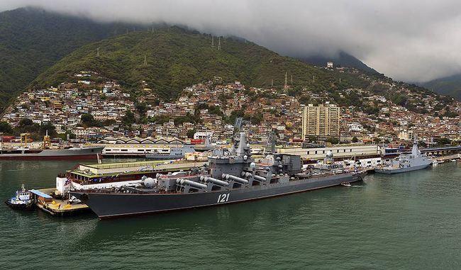 Dằn mặt Mỹ, Nga ký thỏa thuận đưa hải quân vào Venezuela - 1