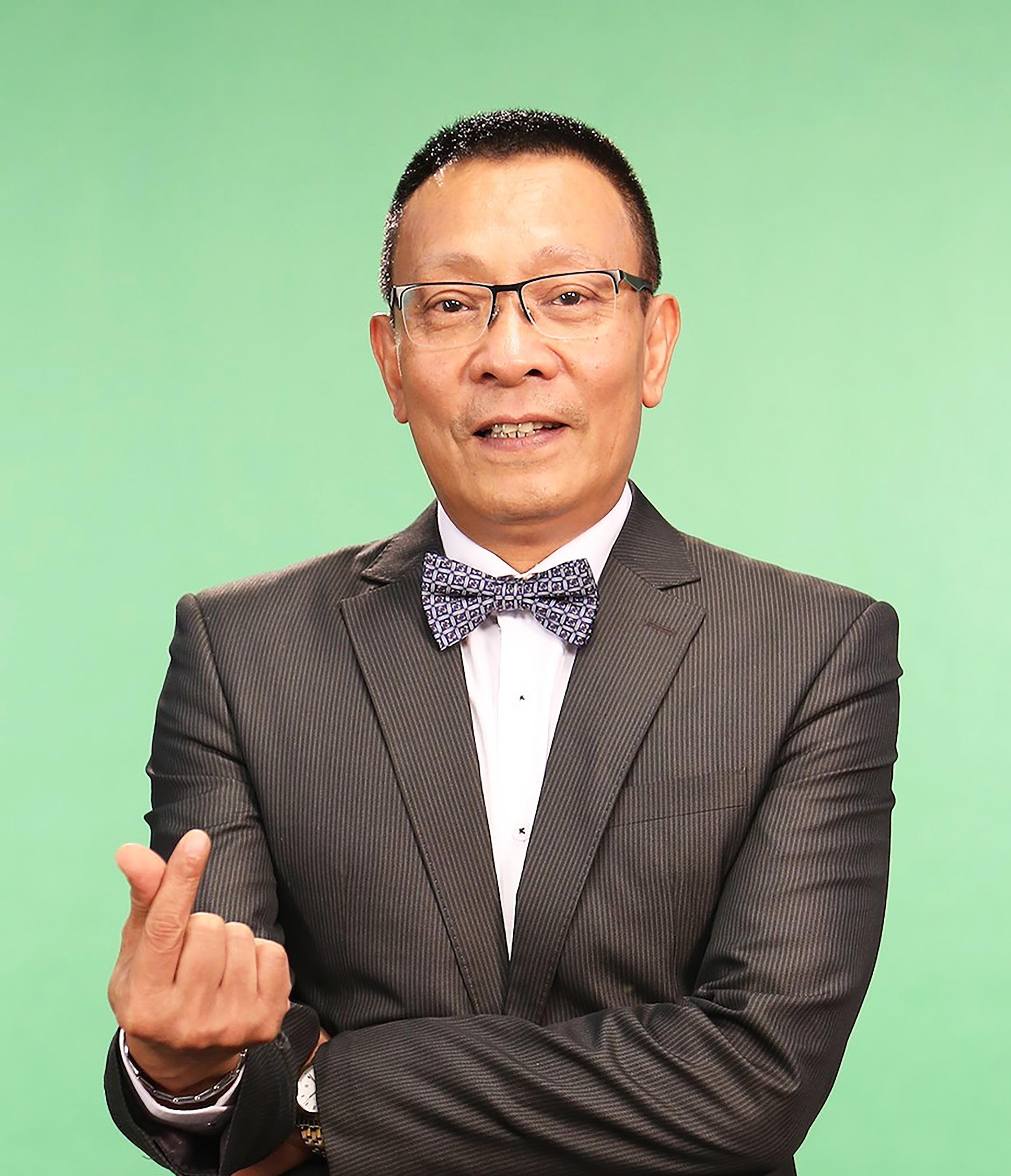MC Lại Văn Sâm 'đối đầu' 6 sếp lớn tronggameshow lần đầu xuất hiện tại VN - 1