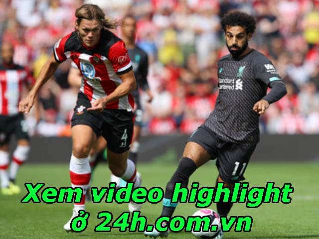 Highlight: Southampton vs Liverpool