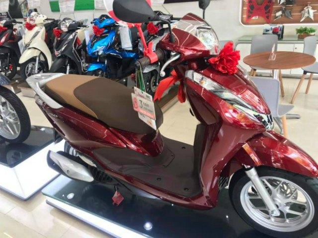 Bảng giá Honda Lead giữa tháng 8/2019: Giảm mạnh tới nửa triệu đồng