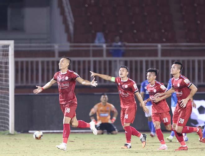 TP. HCM - Quảng Ninh: Tiệc siêu phẩm 4 bàn, não nề bỏ lỡ penalty - 1