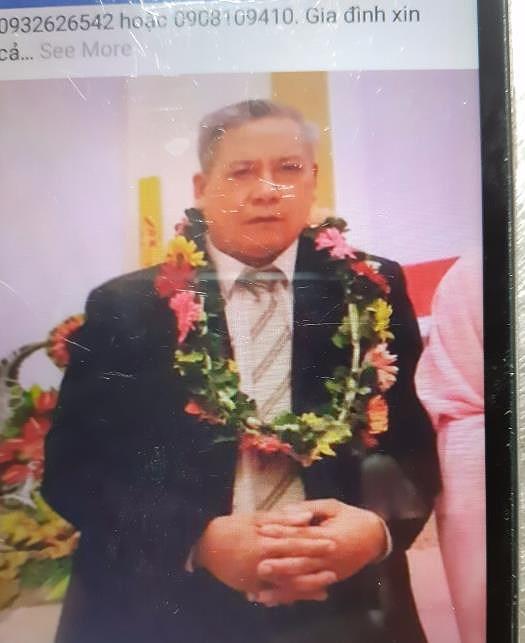 Cụ ông 70 tuổi bị lạc khi đi khám tại BV Chợ Rẫy - 1