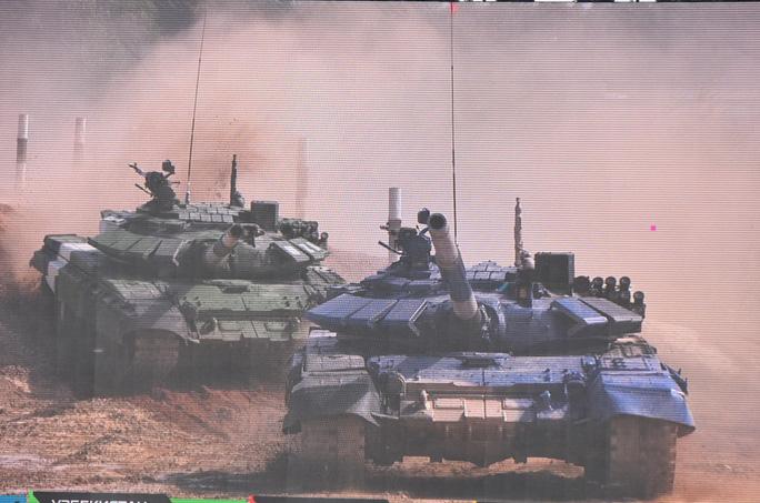 Sức mạnh nào giúp đội tuyển xe tăng Việt Nam đoạt giải nhì Army Games 2019? - 1