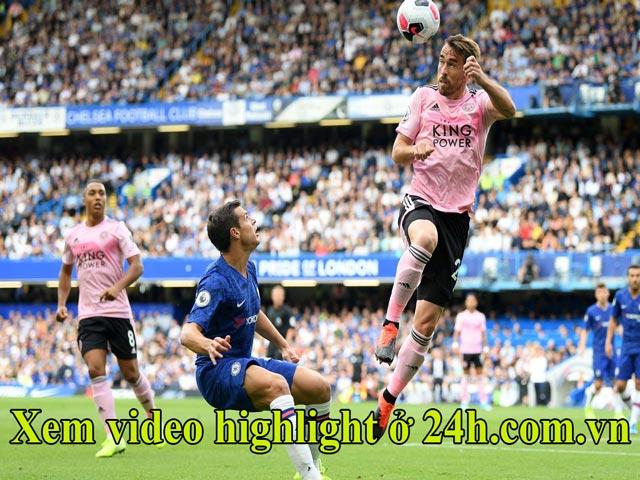 Highlight: Chelsea vs Leicester City
