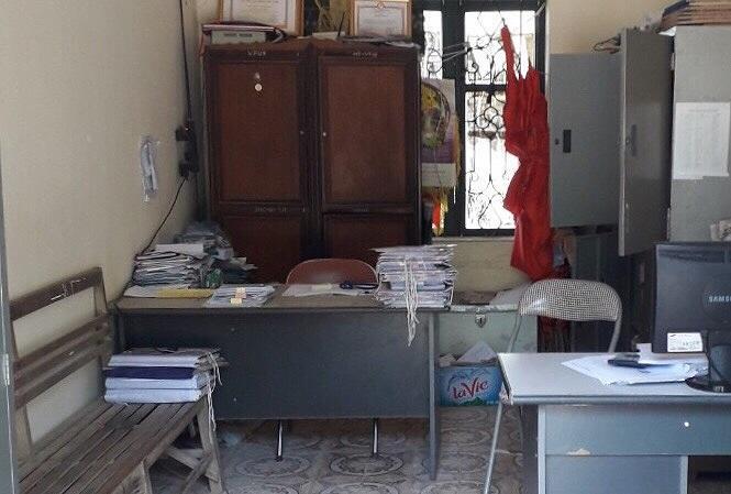 Nhiều công sở ở Lạng Sơn bị 'đạo chích' ghé thăm lấy tiền tỷ - 1