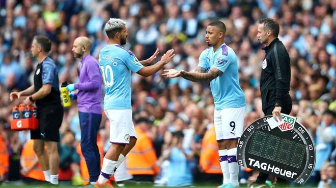 Chấn động Man City: Aguero cãi nhau với Pep Guardiola, phòng thay đồ dễ loạn - 1