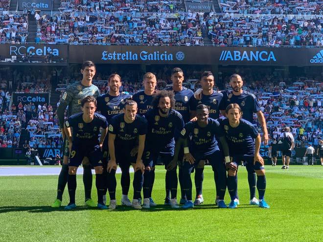 Real thắng, Bale hay nhất trận: Zidane có làm hòa với siêu sao? - 1