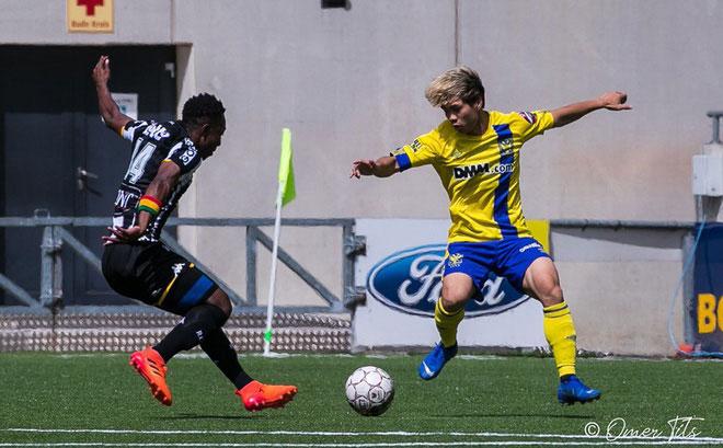 Sint Truidense đấu CLB 4 lần vô địch Bỉ: Công Phượng có tên, cơ hội ra sân thế nào? - 1