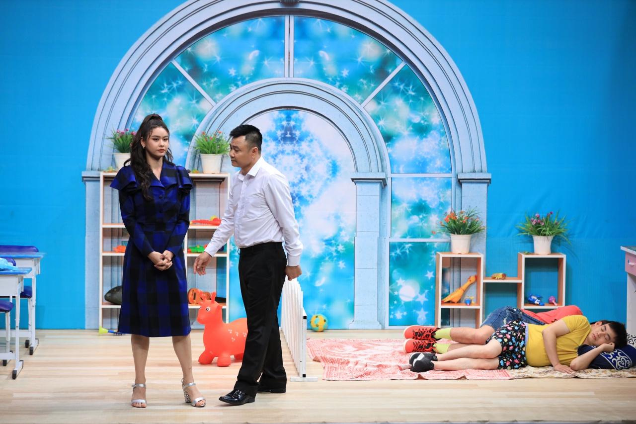 'Thanh tra sở' Tự Long đòi công khai quan hệ tình cảm với Trương Quỳnh Anh - 1