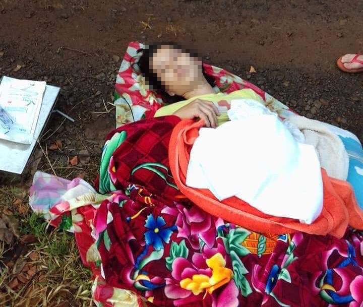 Vụ sản phụ bị bỏ rơi giữa đường, trẻ sơ sinh tử vong: Tài xế nói gì? - 1