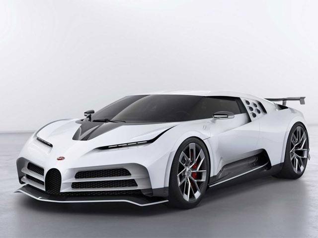 Chiêm ngưỡng siêu xe kỷ niệm 110 năm thành lập Bugatti
