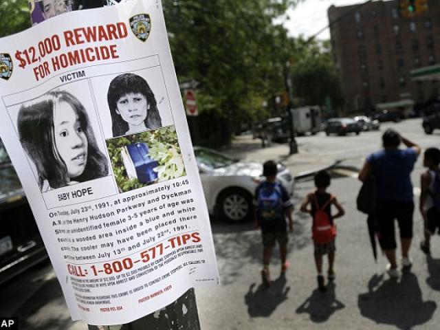 Bí ẩn vụ án xác bé gái trong thùng nước đá: Danh tính sáng tỏ