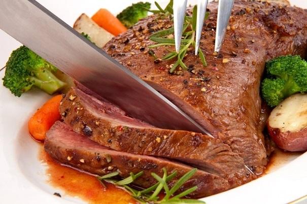 Những người 'đại kỵ' với thịt bò, đừng ăn vì rất độc - 1