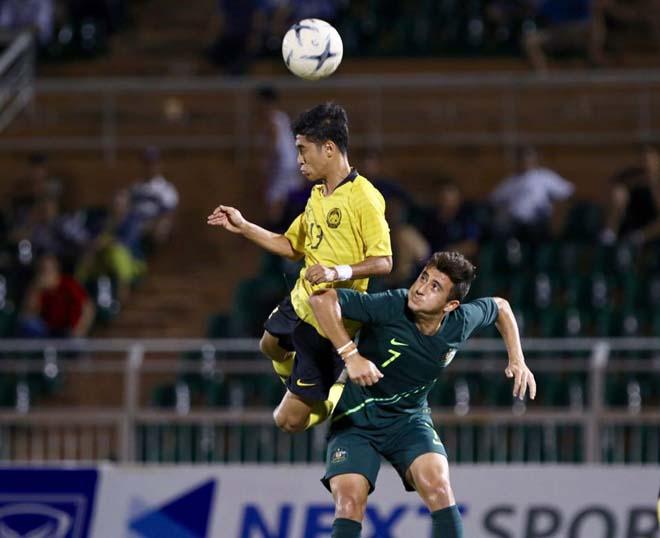 U18 Malaysia - U18 Australia: Kết liễu sắc lẹm, vô địch xứng đáng - 1