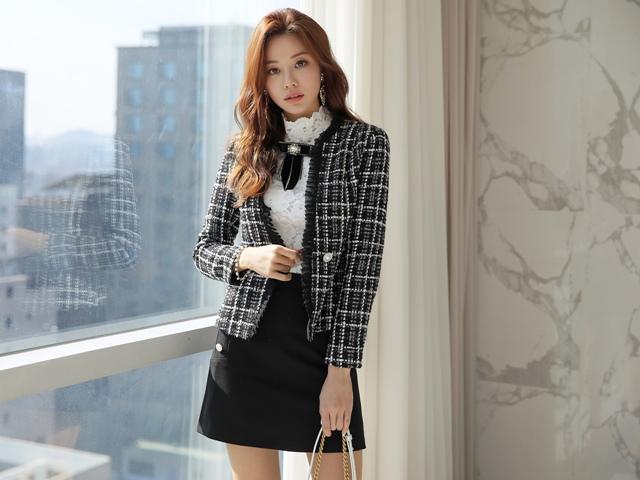 5 trang phục giúp nữ công sở sang lên trông thấy