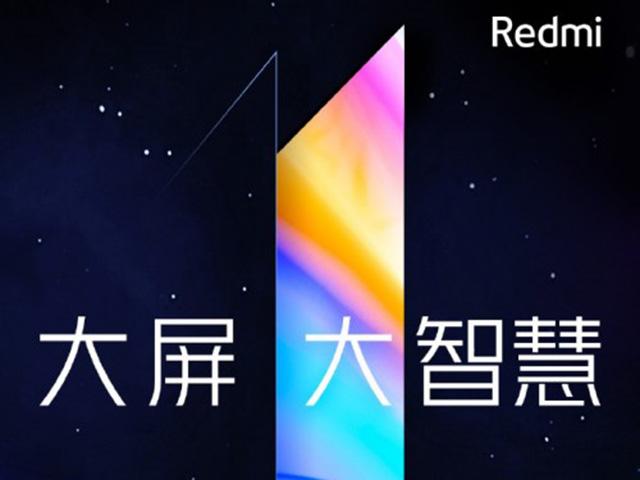 Redmi muốn chinh phục thêm thị trường Smart TV với giá mềm