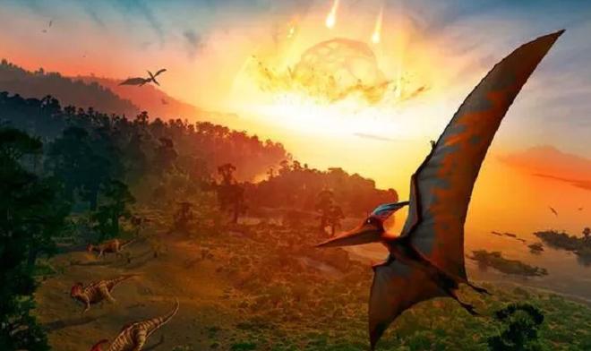 Tái hiện thảm họa thiên thạch 66 triệu năm trước khiến khủng long tuyệt chủng - 1