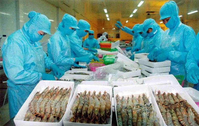 Căng thẳng với Mỹ, Trung Quốc tăng nhập thủy sản Việt - 1