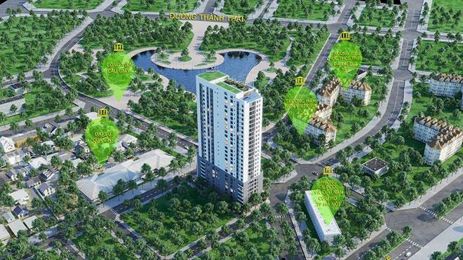 Nhận ngay sổ tiết kiệm trị giá 60 triệu đồng khi mua căn hộ Luxury Park Views - 1