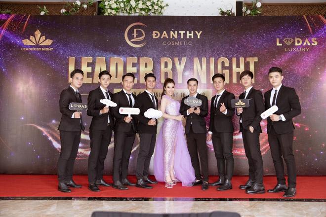 Leader By Night - Đêm tiệc ấn tượng thương hiệu Đan Thy Cosmetic - 1