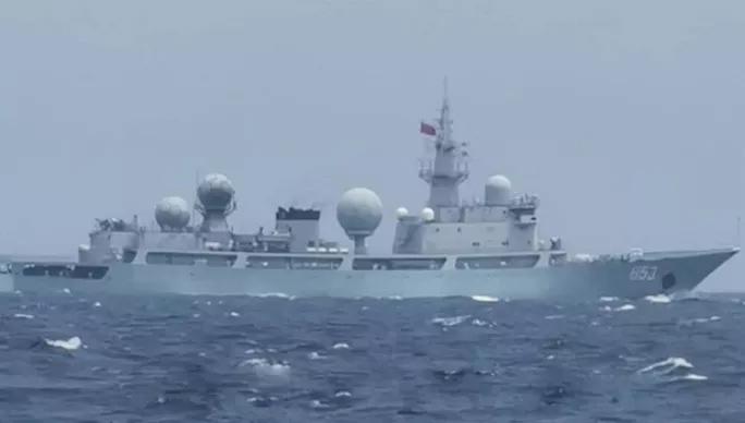 Trung Quốc lộ rõ tham vọng ở biển Đông - 1