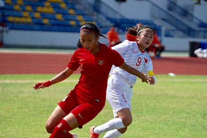 ĐT nữ Việt Nam - ĐT nữ Myanmar: Đại tiệc 4 bàn, dẫn đầu vào bán kết - 1