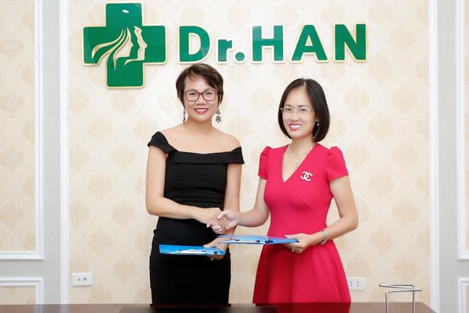 Viện Thẩm mỹ Quốc tế Dr.Han đồng hành với Hoa hậu Doanh nhân Toàn năng châu Á 2019 - 1