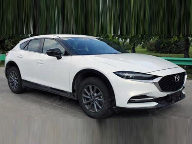 Rò rỉ hình ảnh của crossover cỡ nhỏ Mazda CX-4 facelift không ngụy trang