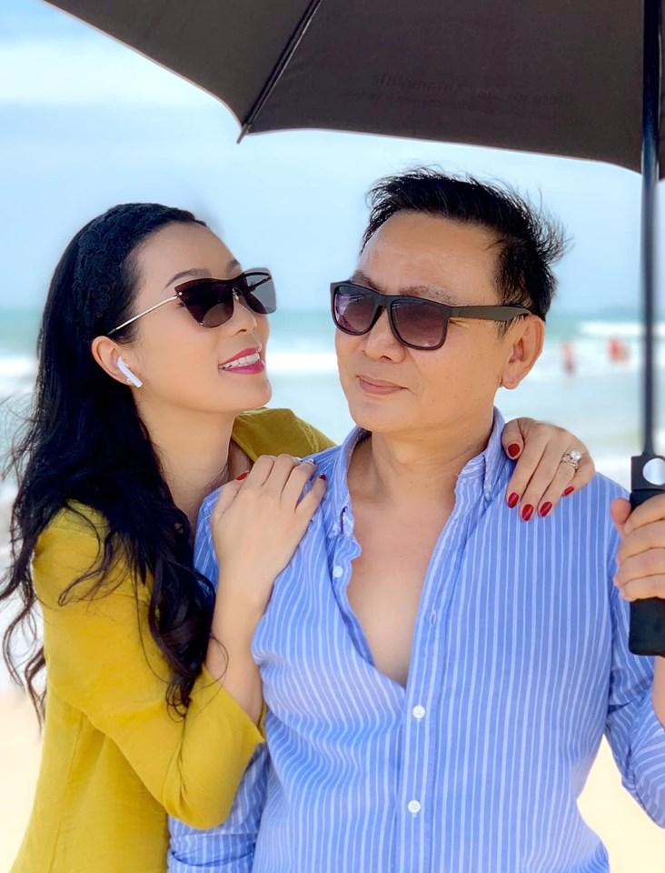 Á hậu là tình cũ MC giàu nhất Việt Nam được chồng đại gia tặng biệt thự 200m2 - 1