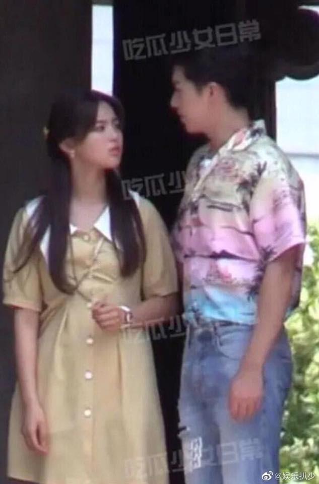 Bi Rain và Song Hye Kyo bản Trung Quốc bị fan 'Ngôi nhà hạnh phúc' ném đá - 1
