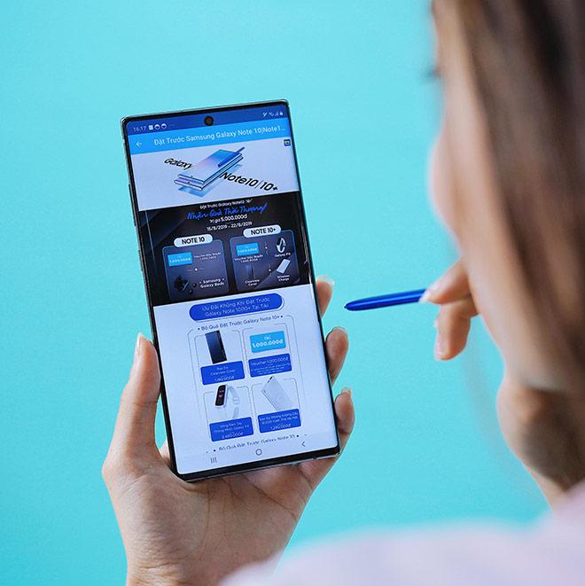 Chỉ còn 1 ngày để sở hữu Note10 với giá tầm 21 triệu đồng, rinh ngay bộ quà siêu xịn - 1