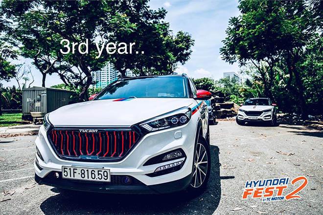 Hyundai Fest 2 – Ngày hội của người dùng xe Hyundai Miền Nam - 2