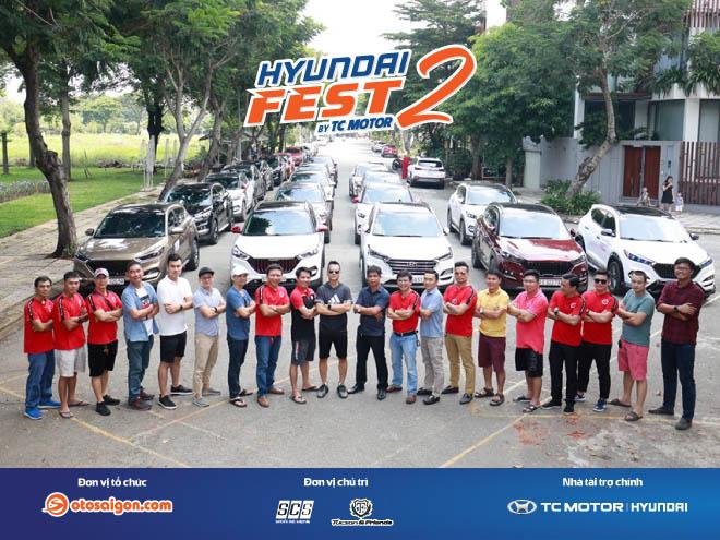 Hyundai Fest 2 – Ngày hội của người dùng xe Hyundai Miền Nam - 1