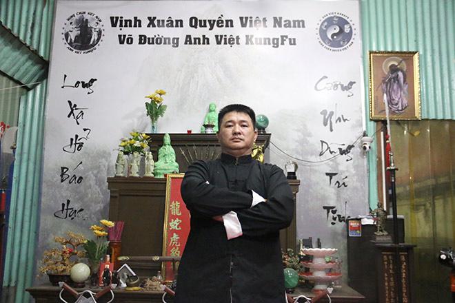 """Vụ võ sư Nam Anh Kiệt đánh người: Nhiều nhân chứng kiện ngược """"nạn nhân"""" - 1"""