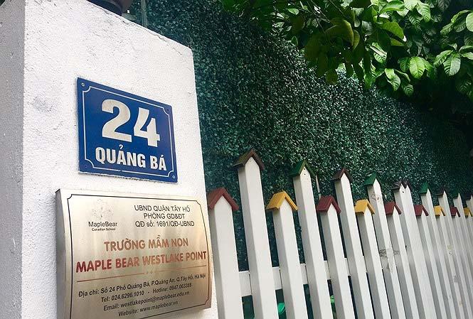 Giáo viên nhốt trẻ vào tủ: Lời thừa nhận sốc của Maple Bear Việt Nam - 1