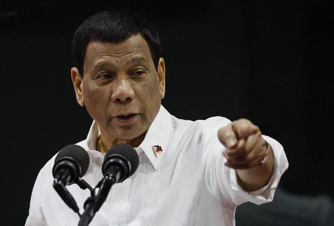 TT Philippines dọa không gặp ông Tập nếu bị cấm nói về phán quyết biển Đông - 1